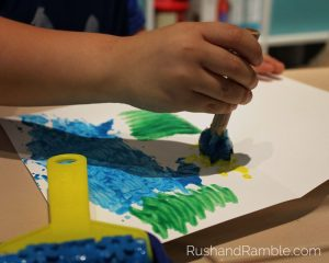 Painting Butterflies   Milkweed, Monarchs and Masterpieces: The Tale of a Preschooler and His Butterfly Garden
