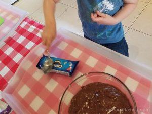 Mud Pudding - Rush & Ramble