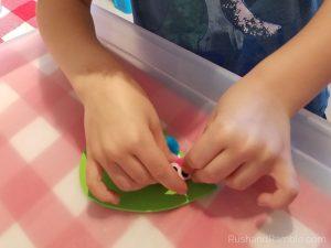 Pom Pom Caterpillar - Rush & Ramble